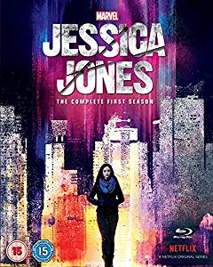 Jessica Jones, kausi 1, Blu-ray