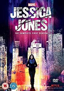 Jessica Jones, kausi 1, dvd
