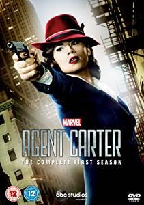 Agent Carter, kausi 1, dvd