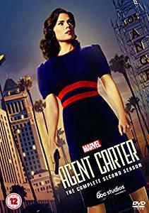 Agent Carter, kausi 2, dvd