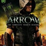 arrow kausi 4 blu ray