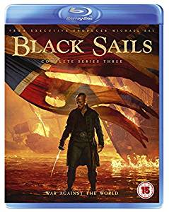 Black Sails, kausi 3, Blu-ray (uusi)