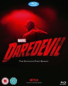 Daredevil, kausi 1, Blu-ray (uusi)