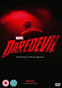 Daredevil, kausi 1, dvd (uusi)