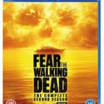 Fear the Walking Dead, kausi 2 Blu-ray