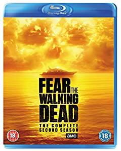 Fear the Walking Dead, kausi 2 Blu-ray