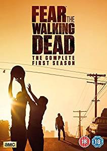 Fear the Walking Dead, kausi 1 dvd (uusi)