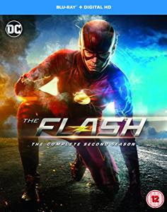 flash blu ray kausi 2