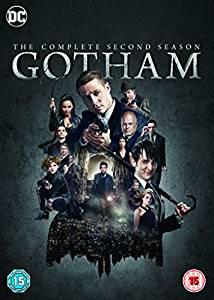 gotham kausi 2 dvd