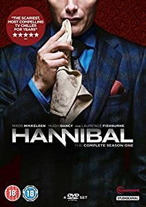 Hannibal, kausi 1, dvd (uusi)