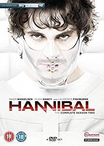 Hannibal, kausi 2, dvd (uusi)