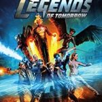 lengends of tomorrow kausi 1 dvd