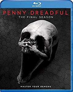 Penny Dreadful, viimeinen kausi, Blu-ray (uusi)