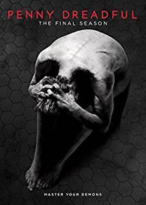 Penny Dreadful, viimeinen kausi, DVD (uusi)