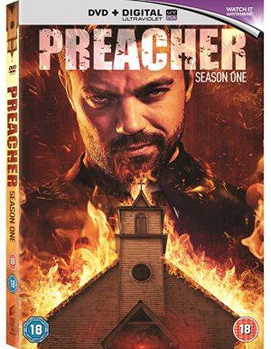 preacher dvd kausi 1