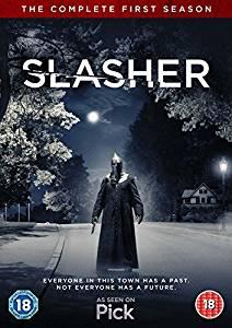Slasher, kausi 1, dvd (uusi)