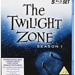 The Twilight Zone, kausi 1, Blu-ray (uusi)