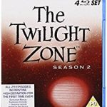 The Twilight Zone, kausi 2, Blu-ray (uusi)
