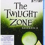 The Twilight Zone, kausi 3, Blu-ray (uusi)