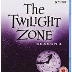The Twilight Zone, kausi 4, Blu-ray (uusi)
