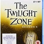 The Twilight Zone, kausi 5, Blu-ray (uusi)