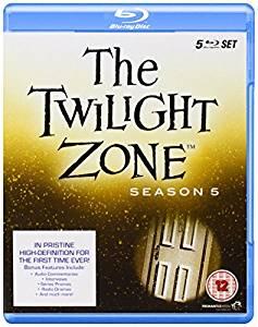 The Twilight Zone, kausi 5, Blu-ray (uusi)