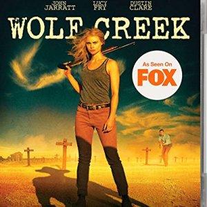Wolf Creek, kausi 1, Blu-ray (uusi)