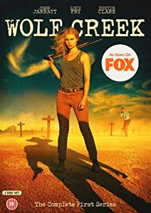Wolf Creek, kausi 1, dvd (uusi)