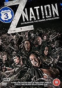 Z Nation, kausi 3, dvd (uusi)